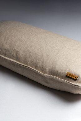 Poduszka z łuską gryki 20x40